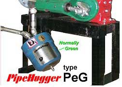 Pulsation Damper - High Pressure PipeHugger